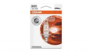 Λάμπα αλογόνου αυτοκινήτου 1 τεμάχιο  H1 55W OSRAM (64150-01B)